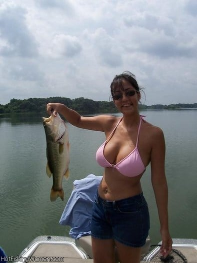Fish with tits